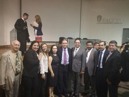 Graduación CECyTE Apodaca Generación 2014 – 2017