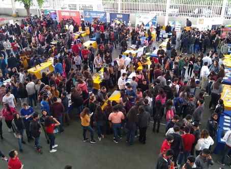 Prepa 22 UANL - Feria de Opciones Educativas