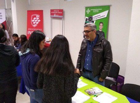 Prepa 1 UANL - Feria de Opciones Educativas