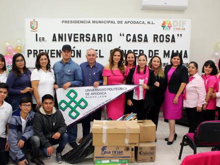 Donación a la Casa Rosada.