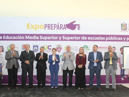 UPAP - ExpoPrepárate