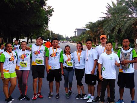 Participación en la 3era Carrera CEE