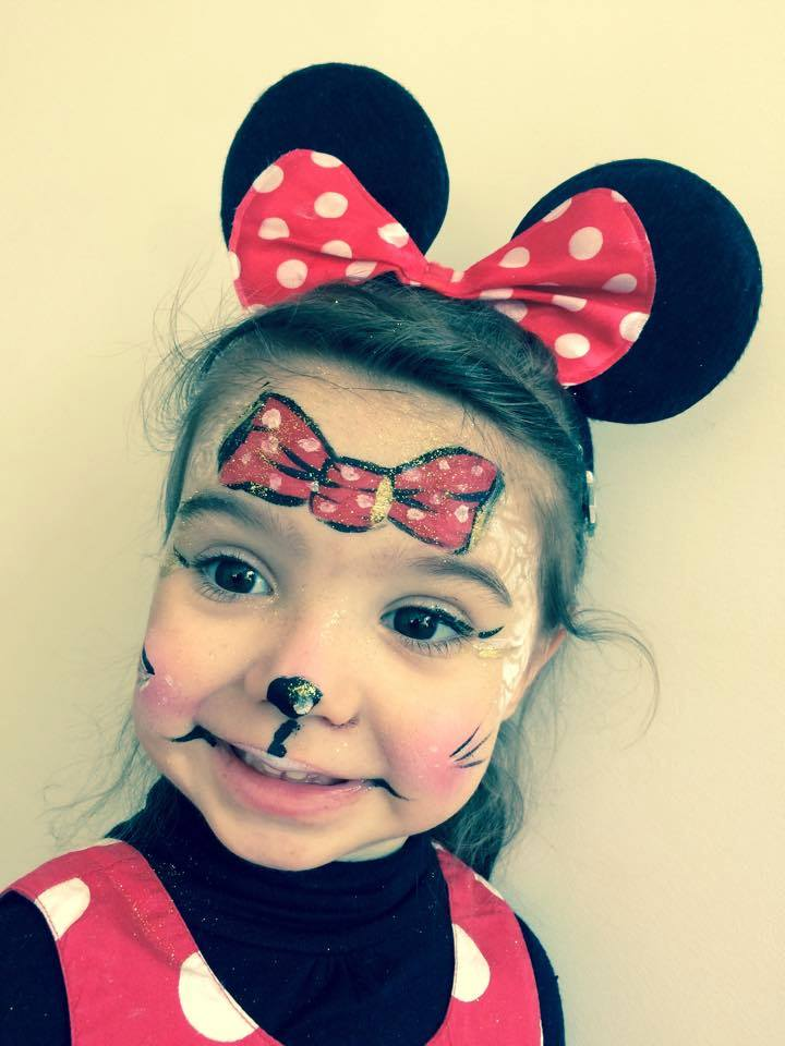 Maquillage enfant - Disney