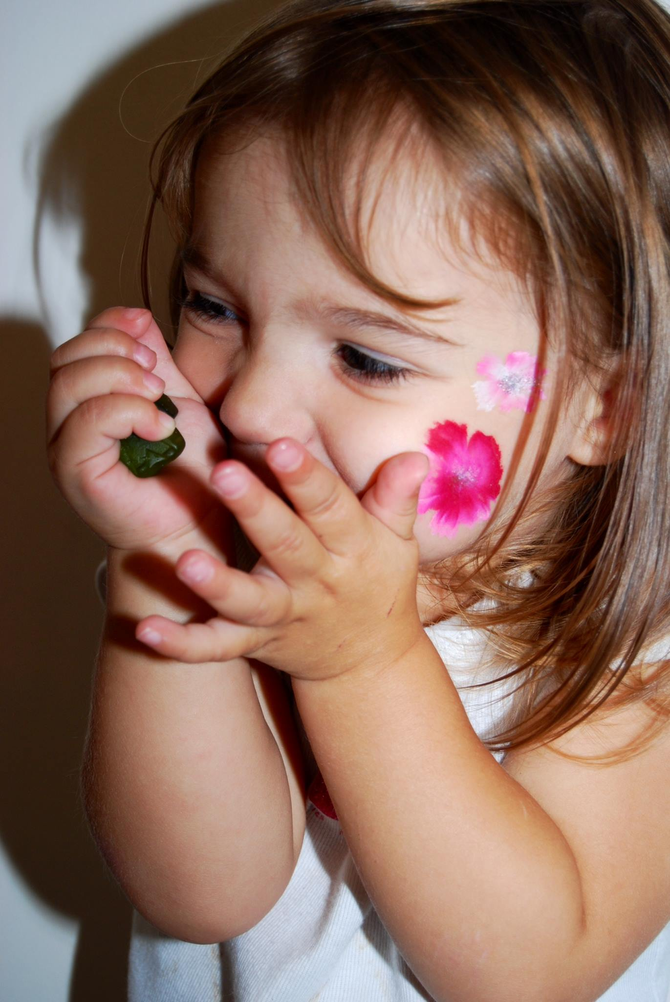 Maquillage enfant - Fleurs