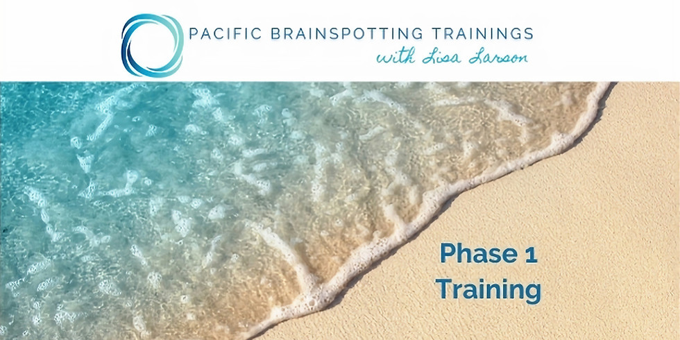 Brainspotting Phase 1 - January 2022