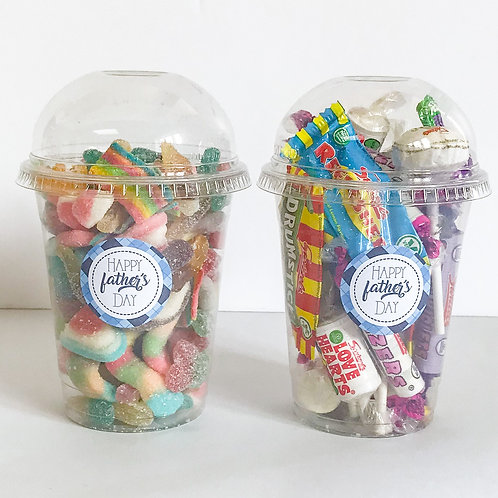 Father's Day large candy cup