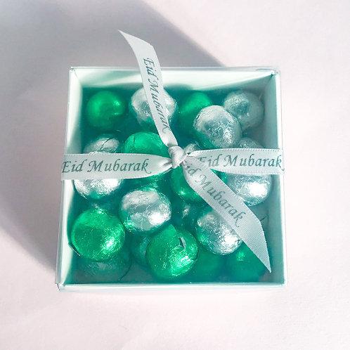 Small square gift box
