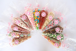 HALAL SWEETS THE SWEET PATH PARTY CONES