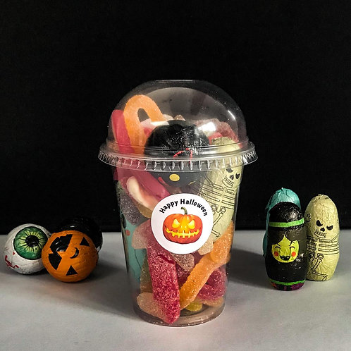 Large Halloween Candy Cup