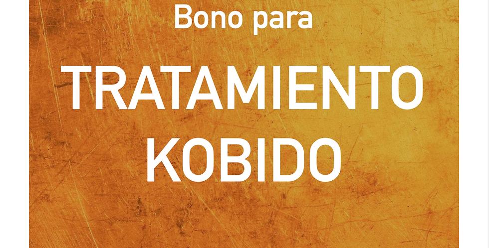 Bono para TRATAMIENTO KOBIDO