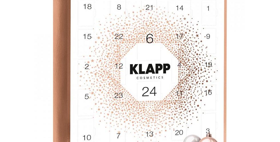 Klapp - Calendario de adviento 2020