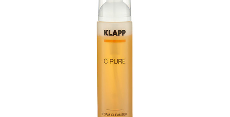 C Pure Foam Cleanser - KLAPP