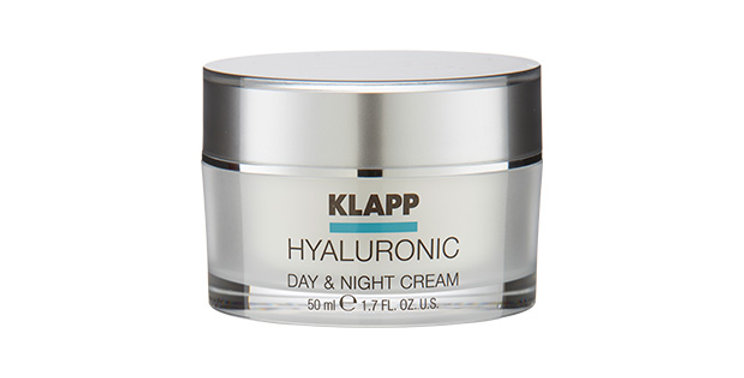 Hyaluronic Multiple Effect Day & Night Cream - KLAPP