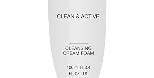 Limpiador Cleansing Cream Foam KLAPP