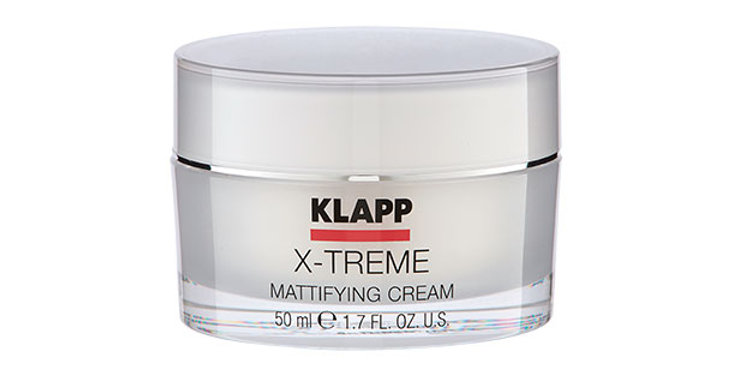X-Treme Mattifying Cream - KLAPP