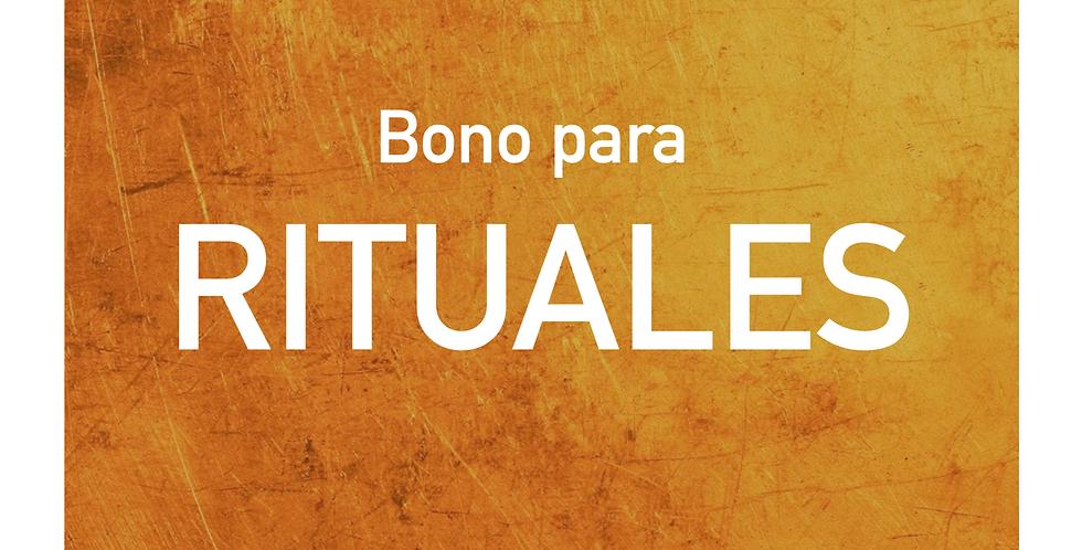 Bono para RITUALES