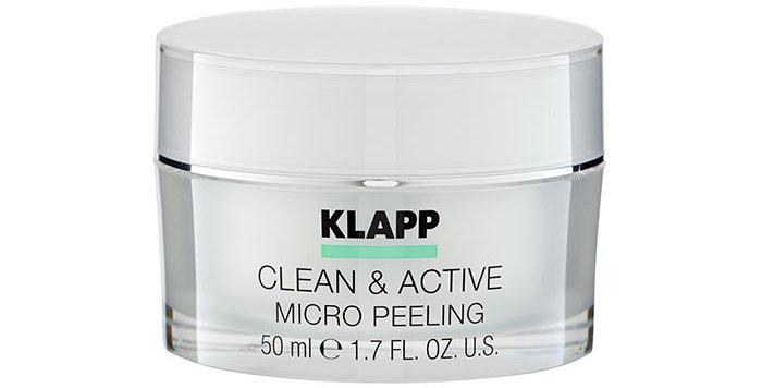 Micro peeling KLAPP