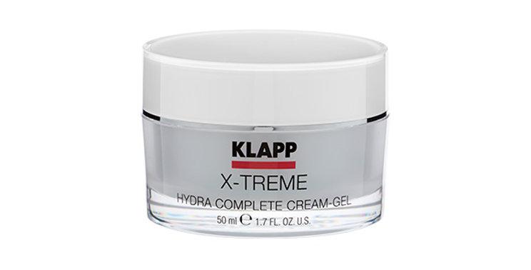 X-Treme Hydra Complete Cream-Gel -KLAPP