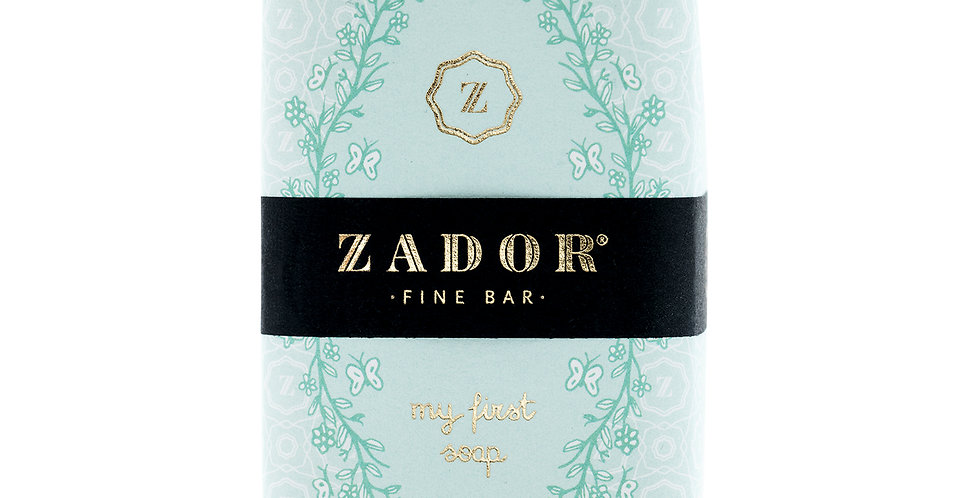 ZADOR MY FIRST SOAP