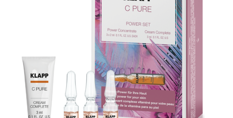 C Pure Power Set - KLAPP