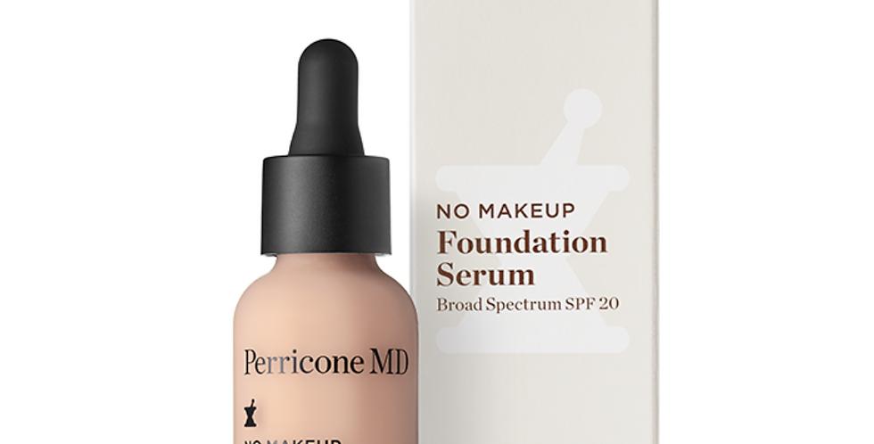 No Make Up Foundation Serum - Perricone