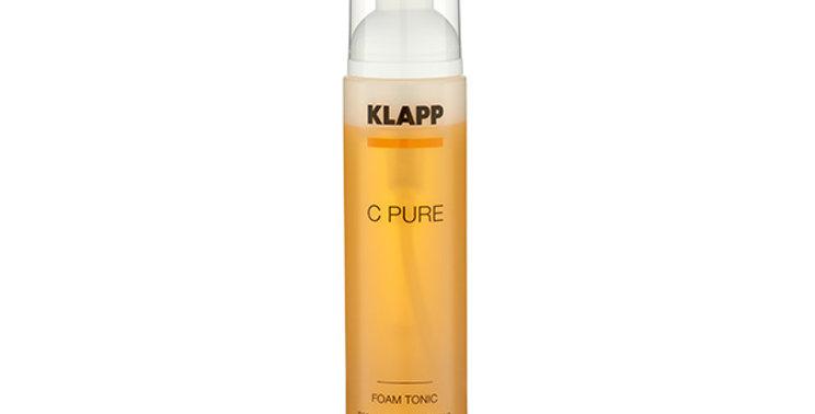 C Pure Foam Tonic - KLAPP
