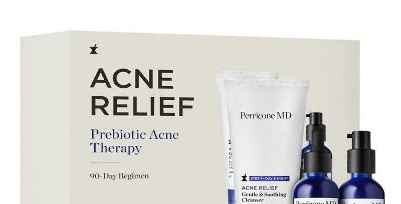Blemish Relief Kit de 90 días - Tratamiento Acné