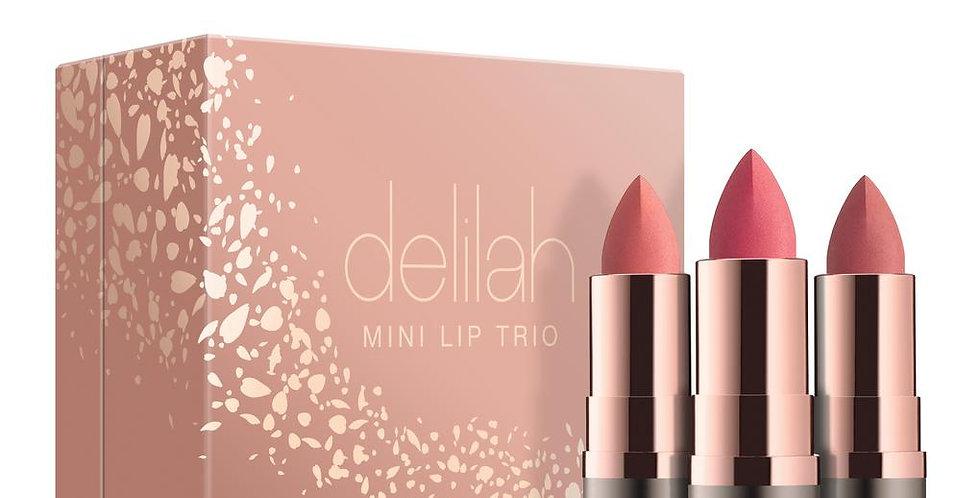 Pack Delilah Mini trío de labios