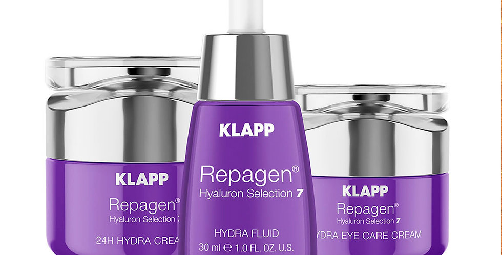 KIT REPAGEN HYALURON SELECTION 7 KLAPP