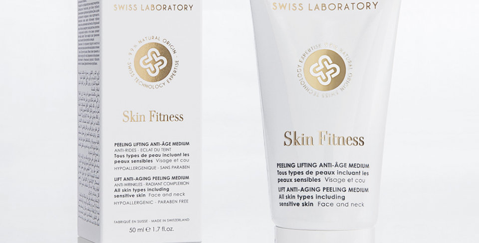 SKIN FITNESS PEELING MEDIUM