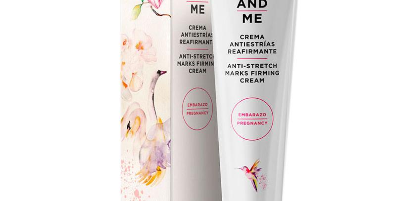 Crema Antiestrías Reafirmante - Me and Me