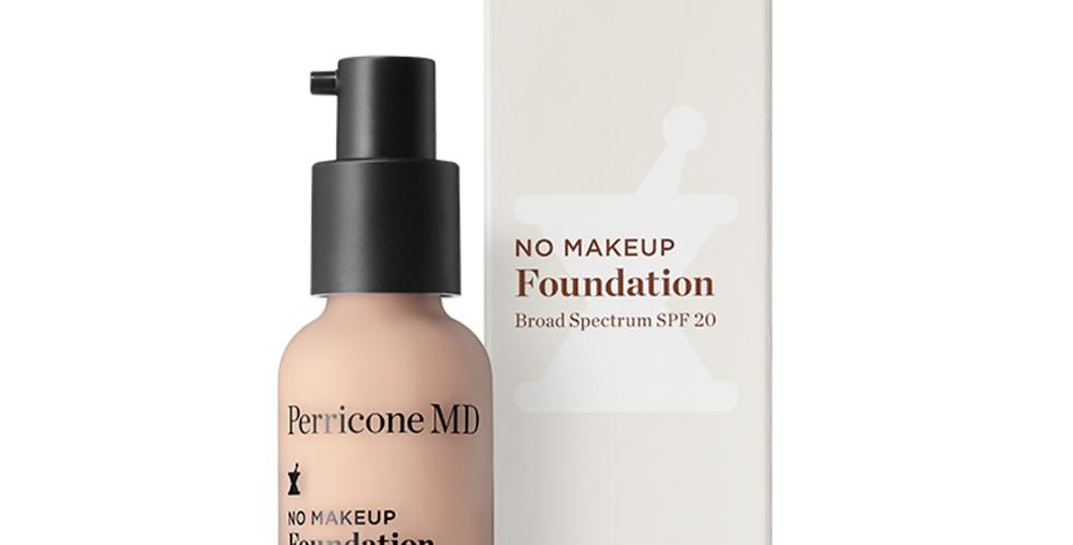 No Make Up Foundation - Perricone