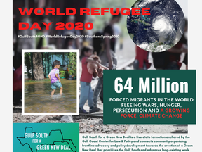 World Refugee Day Solidarity Statement