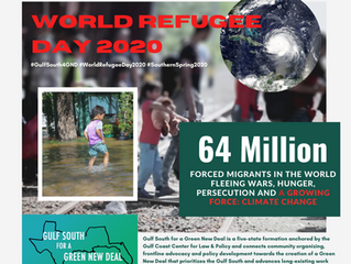 World Refugee Day Solidarity Statement