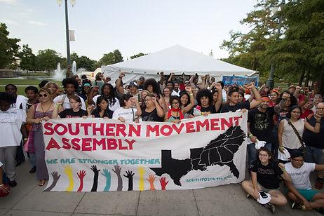 The Gulf South Rising- Katrina 10 Week o