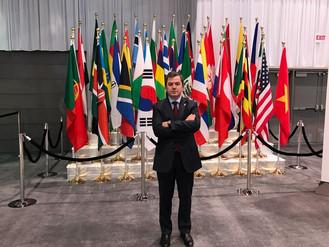 Presidente da ANIVEC/APIV visita feira Sourcing at Magic, em Las Vegas