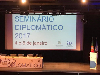 SEMINÁRIO DIPLOMÁTICO 2017