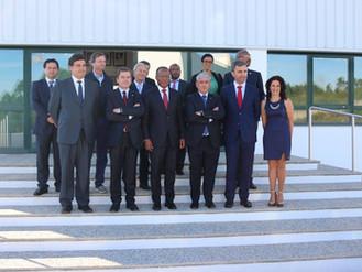 Primeiro-Ministro de Cabo Verde visita CALVELEX