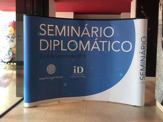 SEMINÁRIO DIPLOMÁTICO 2018