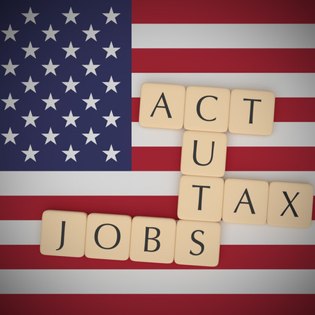 What You Need to Know About the Tax Cuts and Jobs Act