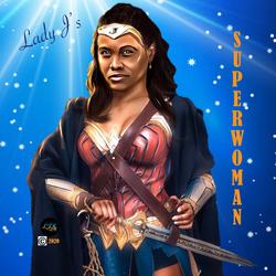 Lady J's Superwoman