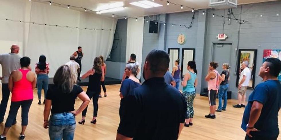 Open Studio - Free Bachata and Salsa Class
