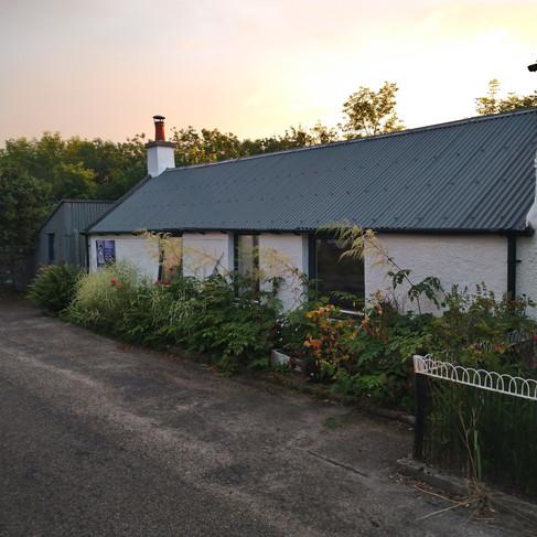 Bridge House Art Studios, Old Moss Road