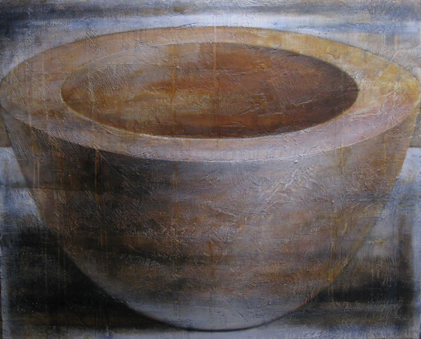 Bowl 2. 110x122cm. Oilwaxacrylic.jpg