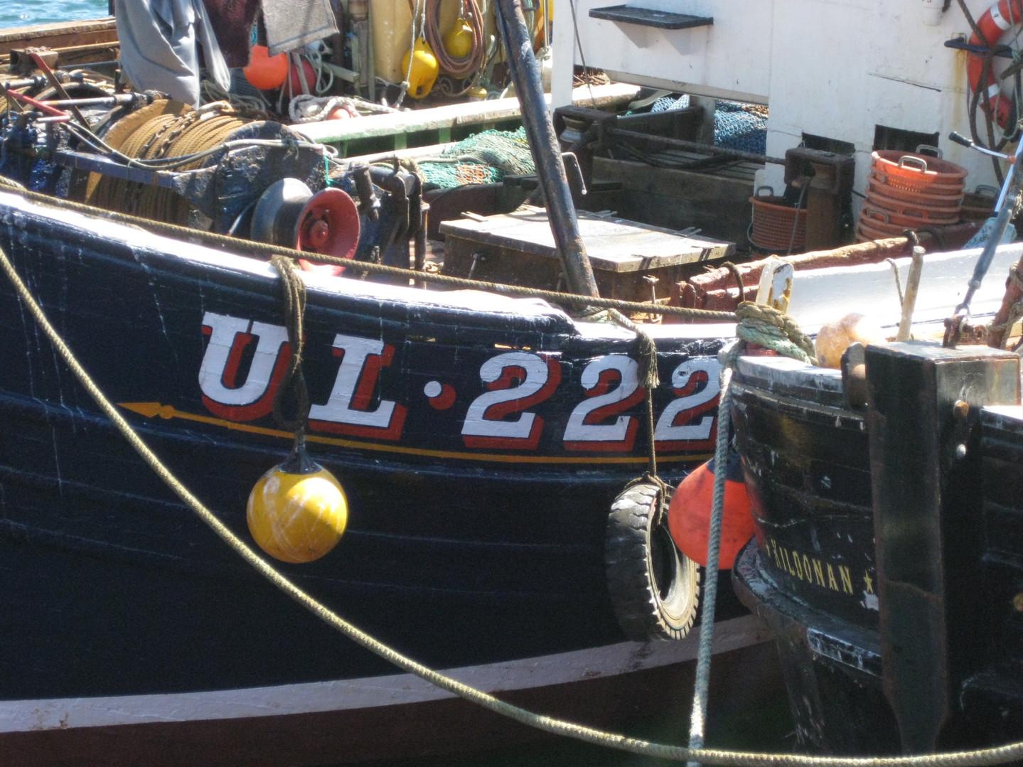 Ullapool harbour