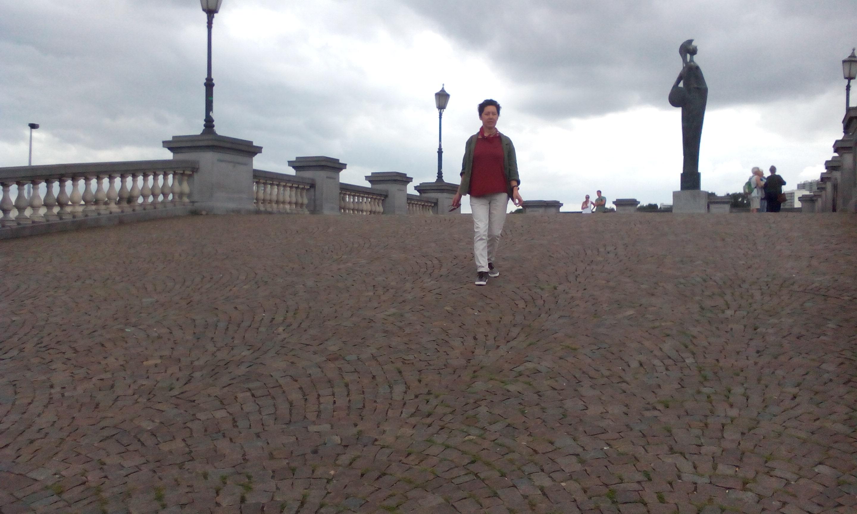 В порту Антверпена