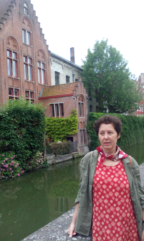 На водах Гента.. Бельгия