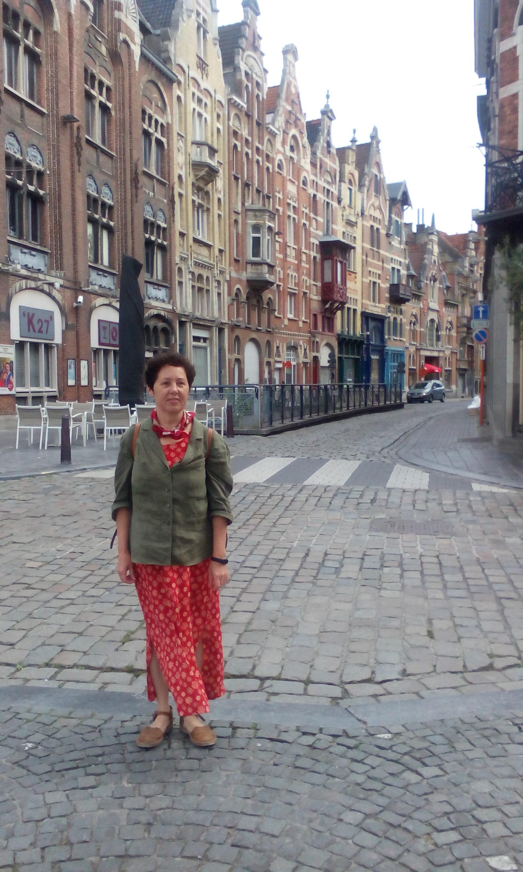 Улочки бельгийские...