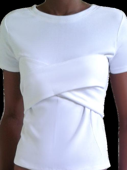 Mucubal wrap tshirt