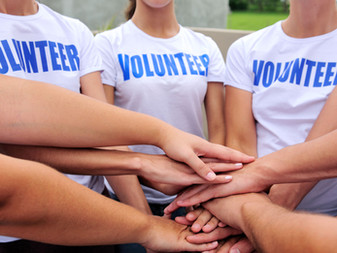 HOW YOU'RE DIFFERENT:  Thoughts on volunteer appreciation week
